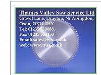 Thames Valley Saw Service Ltd